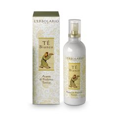 Tè Bianco Acqua di Profumo Tonica 50 ml