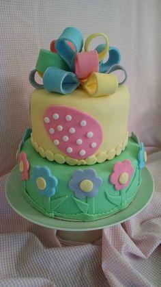 Happy Birthday, Happy Easter, even Happy Spring Cake!