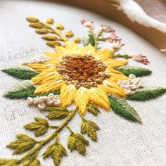 Gulush Threads - Modern Hand Embroidery