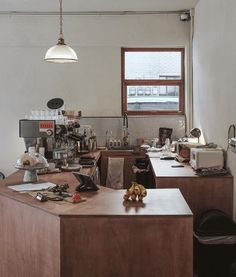 korean kitchen aesthetic room decor seoul beige coffee cream milk ideas tea wooden light soft minimalistic 아파트 부엌 アパート キッチン aesthetic home interior apartment japanese kawaii g e o r g i a n a : f u t u r e h o m e Bakery Interior, Cafe Interior Design, Apartment Interior, Cafe Bar Counter, Korean Cafe, Cafe Shop Design, Coffee Room, Cafe Concept, Vintage Cafe