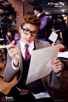Woo Young (Jason) in Dream High Come visit kpopcity.net for the largest discount fashion store in the world!!