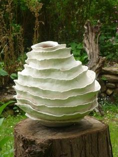 Layered form by Pauline Lee