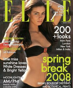 Covers of Elle India , 000 2008 | Magazines | The FMD #lovefmd