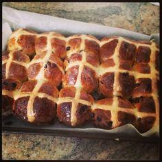 Bellini Intelli recipe - hot cross buns
