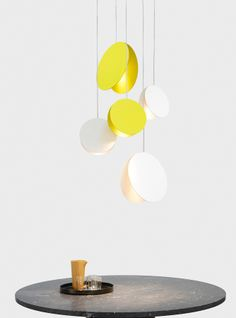 e15 stars in Milan with its first lamp collections - Five new designs for residential and contract applications @Erica Phifer