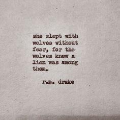 ~ R.M. Drake ~