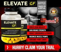 """""""Elevate GF Reviews – My Unbiased Review It's amazing to consider just how much a simple little pill – filled with all natural ingredients – can change your life seemingly in an instant.  That's been my experience with Elevate GF (and the experience of others that have written Elevate GF reviews)."""""""