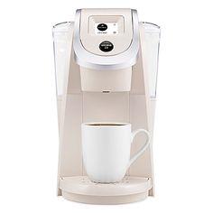 Keurig® 2.0 K250 Coffee Brewer in Sandy Pearl