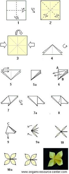 origami flower instruction diagram face piercing and names 10682 best flowers images in 2019 paper learn how to make an easy buttonhole more instructions ot