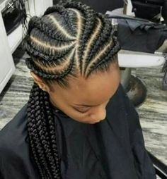 Looking for natural hair inspiration? Discover styles, products, and tips to guide you on your natural hair journey. - Looking for natural hair inspiration? Discover styles, products, and tips to guide you on your natural hair journey. Ghana Braids Hairstyles, African Hairstyles, Girl Hairstyles, Protective Hairstyles, Hairstyles 2018, Ghana Cornrows, Protective Styles, Cornrolls Hairstyles Braids, Hairstyles Pictures