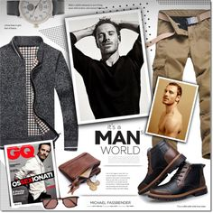look | It's a MAN's World