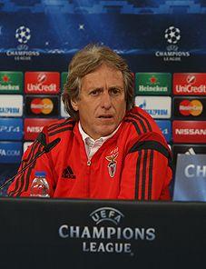 """BENFICA GLORIOSO...: Jorge Jesus: """"Fazer um jogo competitivo com o Leverkusen"""""""