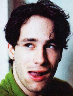 Jeff Buckley photographed by David Tongue, Atlanta, Georgia, August 1994.