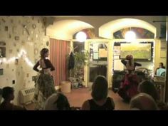 ▶ ATS Basket Dialect - Al-hambra Tribal Dance - YouTube