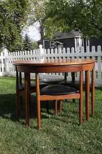 teak chair with brass detail by olav haug city of toronto toronto