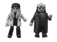 Diamond Select Toys San Diego Comic-Con 2013 Jay and Silent Bob Minimates Action Figure,