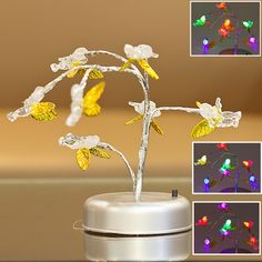 Cystal Angels Flashing LED Tree http://www.globebuy.com/i/273636.jhtml