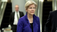 """Warren added that it's time for """"necessary trouble."""""""