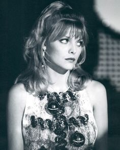 Michelle Pfeiffer as Stephanie Zanoni in Grease 2