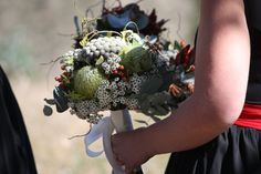 Rustic Country Wedding Bouquet