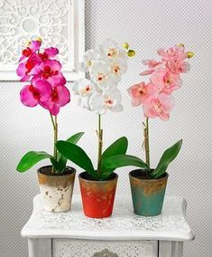 Ce sa faci ca sa infloreasca des Ikebana, Bonsai, Wisteria, Glass Vase, Planter Pots, Creative, Diy, Beautiful, Home Decor