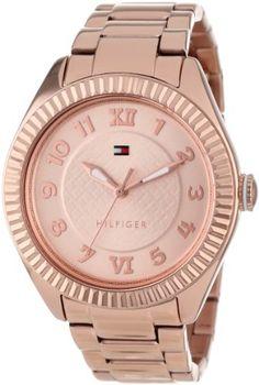 Tommy Hilfiger Women's 1781344 Rose Gold Watch Tommy Hilfiger http://www.amazon.com/dp/B00BRBZ9F2/ref=cm_sw_r_pi_dp_5evRub05P307Q