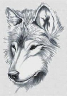 A Rajz a mindenem - Képgaléria - Legjobb rajzok - Ember rajzok - Állat rajzok - Farkas