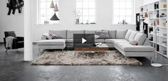 Indivi 2 - Customise this sofa, the ultimate modular sofa from BoConcept