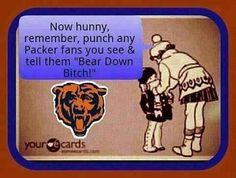"o/~ ""Teach your children well"" o/~  ;-) Bear Down!"