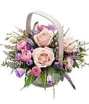 Baskets - Fleurs Amanda
