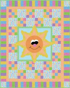 You are My Sunshine - Pattern