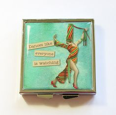 Funny pill box.
