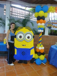 """Photo 6 of 24: Despicable Me / Birthday """"Despicable Me Yadiel's Birthday""""   Catch My Party"""
