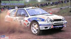 Hot Rod 2582: Hasegawa 1:24 Toyota Corolla Wrc 1998 Rally Of Great Britain Model Kit #25025 -> BUY IT NOW ONLY: $41.97 on eBay!