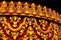 Intricate patterns, Siam Reap, Cambodia