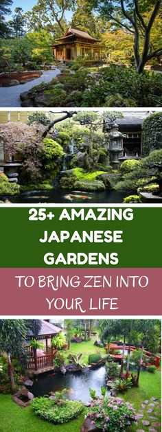 25 Amazing Japanese Gardens To Bring Zen Into Your Life