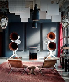 Oswalds Mill Audio -- I'd kill for these speakers