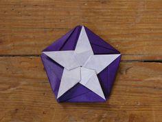 White star tato (Mélisande*) Tags: star origami mélisande pentagon tato oschene