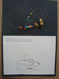 wire beading and documentation