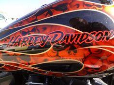 DIY blackout (FXDWG) - Harley Davidson Forums