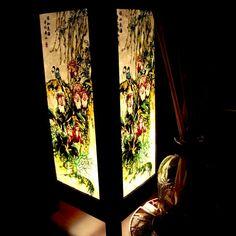 Love bird paradise #lamp #amazon