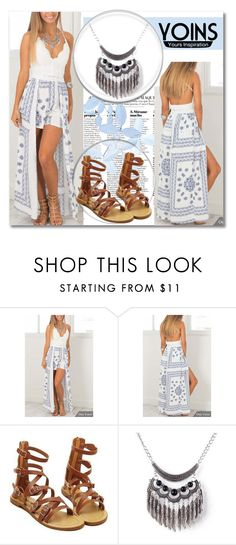 """""""Yoins8"""" by mellie-m on Polyvore featuring moda, yoins, yoinscollection i loveyoins"""