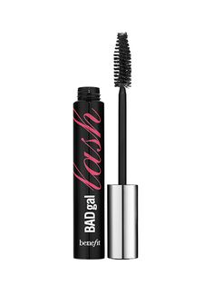 """Benefit Bad Gal Lash Mascara """"This was the first non-mass mascara that I ever purchased—then purchased again and again. The massive brush packed with old-school bristles gives me the prettiest, flutteriest, most defined lashes ever. The result is exactly what I look for in a mascara, and not at all what I'd expect from the name."""" — Maddie Aberman, digital assistant beauty editor  Benefit Bad Gal Lash Mascara, $19 (sephora.com)."""