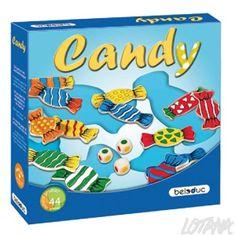 Candy van Beleduc - vanaf 4 jaar