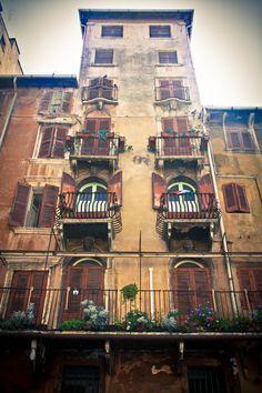 Verona, Italy.   Juliet's land :)