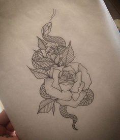 Serpant tattoo