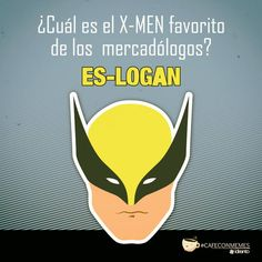 ¿Cuál es el X-MEN favorito de los mercadólogos?