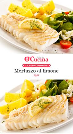 Lemon cod - Lemon cod You are in the right place about quinoa recipes Here we offer you the most beautiful pict - Authentic Mexican Recipes, Italian Recipes, Mexican Food Recipes, Cooking Wine, Easy Cooking, Cooking Recipes, How To Cook Broccoli, How To Cook Pork, Cooking Broccoli
