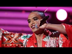 Seann Miley Moore is dreamin' of your votes | Live Week 2 | The X Factor 2015 - YouTube