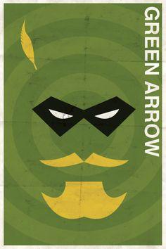 """""""Green Arrow"""" byMichael Myers"""